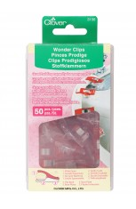 Wonder Clips - 50 pack - Red
