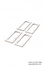 1-1/2 inch - Nickel - Set 3900