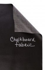 "Chalkboard Fabric - 16"" x 48"""