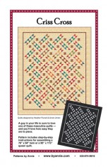 Criss Cross PDF pattern