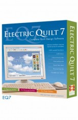 Electric Quilt 7 Software PC Version
