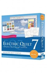 Electric Quilt 7 Software MAC Version