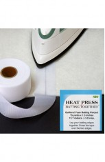 Heat Press Batting Together - OUT OF STOCK