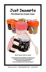 Just Desserts Pint-Sized Ice Cream Case