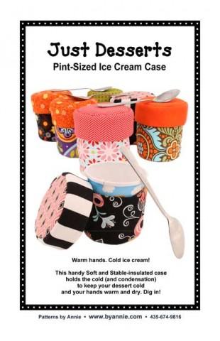 Just Desserts Pint-Sized Ice Cream Case
