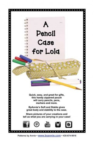 A Pencil Case for Lola PDF