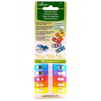 Wonder Clips - 10 pack - Assorted