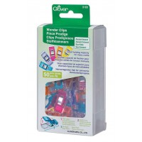 Wonder Clips - 50 pack - Assorted