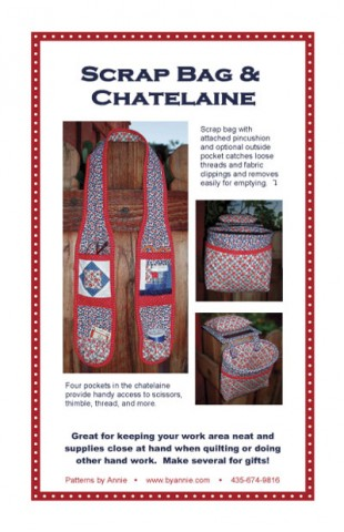 Scrap Bag & Chatelaine