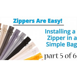 Zippers Are Easy Videos