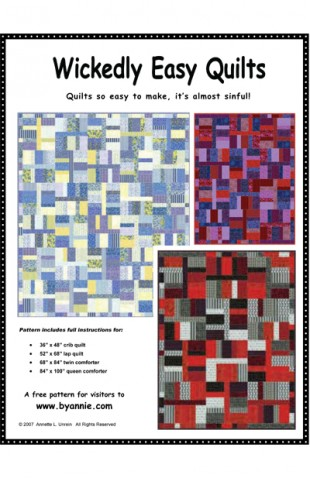 Wickedly Easy Quilts
