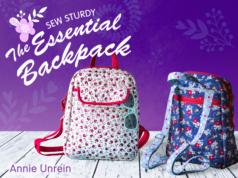 Sew Sturdy The Essential Backpack